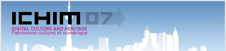 ICHIM07 header logo